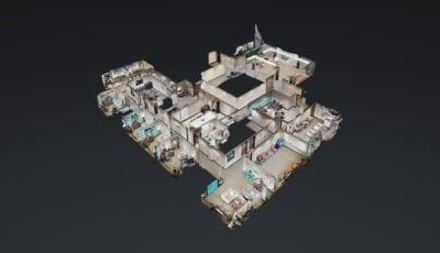 EDCare – Kansas City Office 3D Model