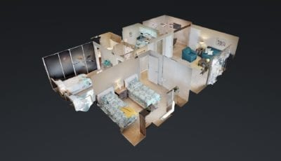 EDCare – Peer-Supported-Housing 3D Model