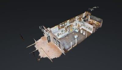 Vanessa Lacy Gallery 3D Model