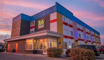 316 Hotel | Wichita, Kansas 3D Model